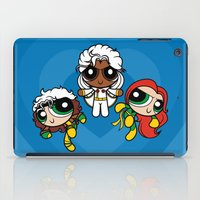 Chemical X-Girls iPad Case