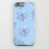 octopi iPhone 6 Slim Case