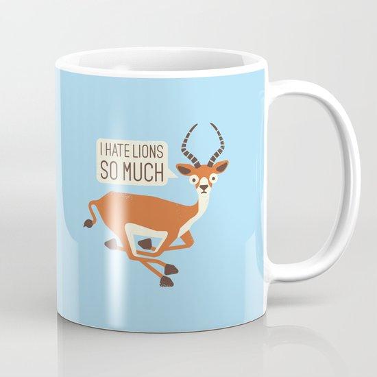 Prey Tell Mug