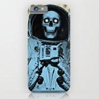 iPhone & iPod Case featuring Punk Space Kook by alex lodermeier