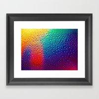 Wonderfall Framed Art Print