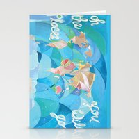 Oh the Places You will Go Stationery Cards