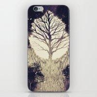 Forest Whisper (alt.) iPhone & iPod Skin