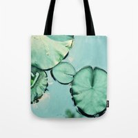 Be water Tote Bag