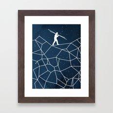 Constellate Framed Art Print