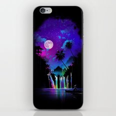 Resting Place iPhone & iPod Skin