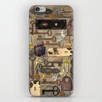 Lock iPhone & iPod Skin