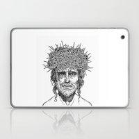 Crown of Thorns Laptop & iPad Skin