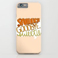 Goodbye, Sweetie iPhone 6 Slim Case