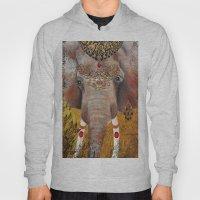 Gilded Elephant Of Jaipu… Hoody