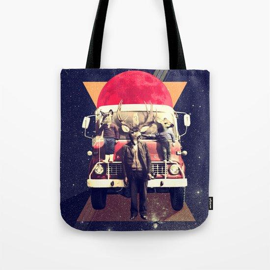 El Camion Tote Bag
