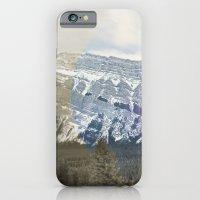 Tunnel Mountain iPhone 6 Slim Case