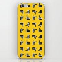 camera 04 pattern iPhone & iPod Skin