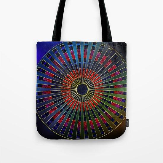 Mandala 10 Tote Bag