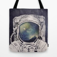 Dreaming Of Space Tote Bag