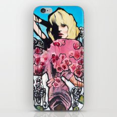 Love Less iPhone & iPod Skin