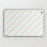 Candycane Laptop & iPad Skin