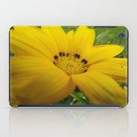 Yellow Feeling iPad Case