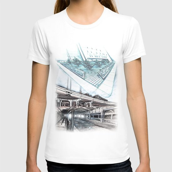 Urban passages: Chicago  T-shirt