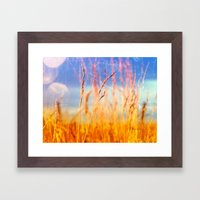 The Simple Life Framed Art Print