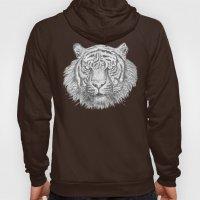 The Tiger's head Hoody