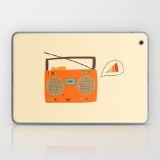 Boom Box Laptop & iPad Skin