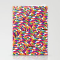 Stationery Cards featuring Joyful by Danny Ivan