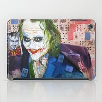 Jokes on You (JOKER) iPad Case