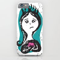 iPhone & iPod Case featuring LOST TIME by Duru Eksioglu