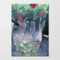 The Edenbird Hive Canvas Print