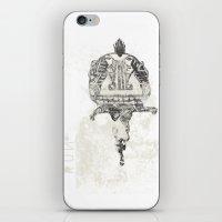RUN ON iPhone & iPod Skin