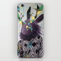 Dark Rabbit iPhone & iPod Skin