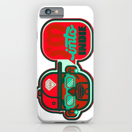 I'm Into Indie iPhone & iPod Case