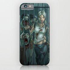 Zombie Slayer Slim Case iPhone 6s