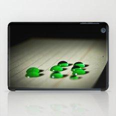 Emerald Rain iPad Case
