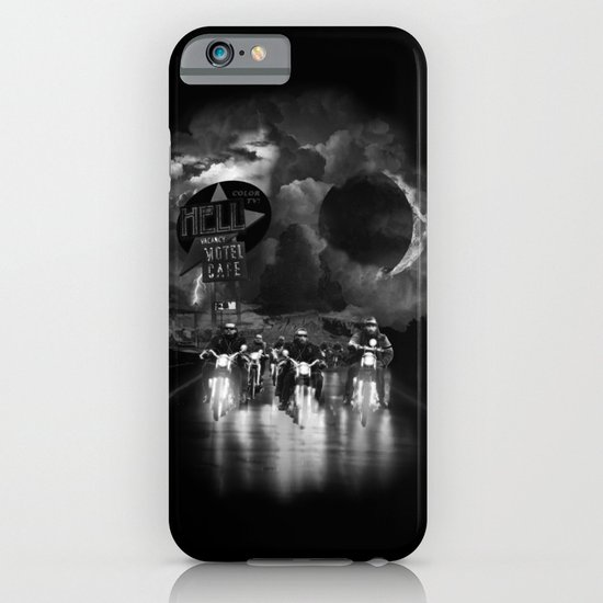 Hell on Wheels iPhone & iPod Case