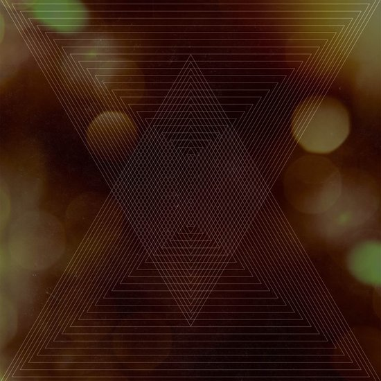 Bokeh Triangle Art Print