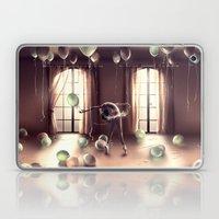 LIBRA from the dancing zodiac Laptop & iPad Skin