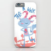 iPhone & iPod Case featuring Take A walk by Chopsticksroad.