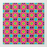 Pattern8 Canvas Print