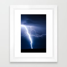 Eclair Framed Art Print