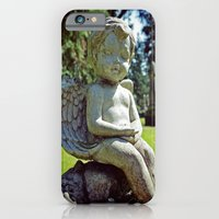 Little Stone Angel  iPhone 6 Slim Case