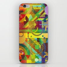Future Patterns. iPhone & iPod Skin
