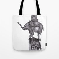 Dali's Dream Tote Bag