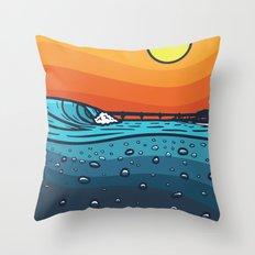 Pierside Throw Pillow