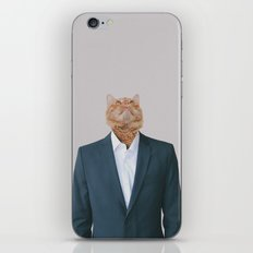 Business Cat iPhone & iPod Skin