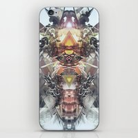 Avenging Angel iPhone & iPod Skin