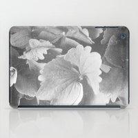 hydrangea iPad Case
