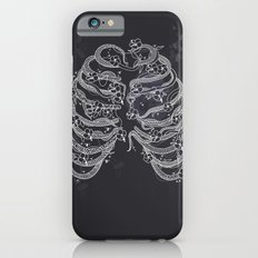 A swarm of bees living inside me iPhone 6 Slim Case