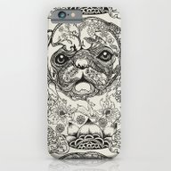 Persian Pug iPhone 6 Slim Case